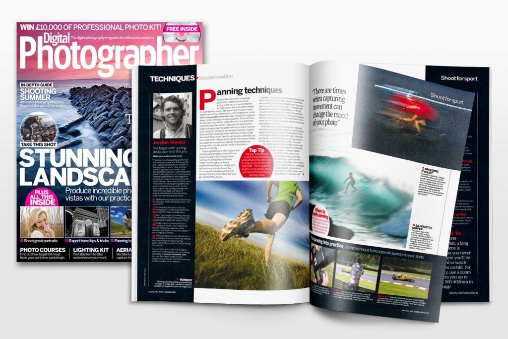 Digital Photographer Magazine - Jordan Weeks Design & Photography