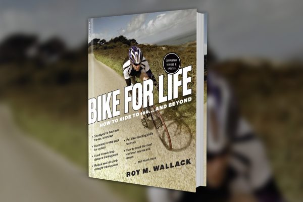 Bike for Life Book Cover | Jordan Weeks Creative Services
