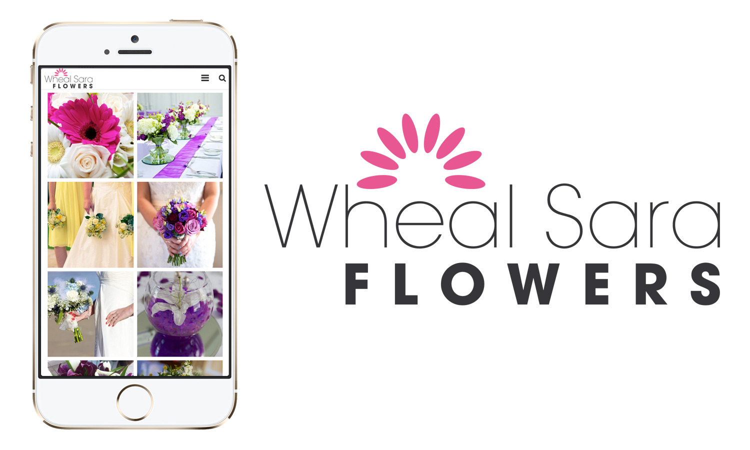 Project Focus - Wheal Sara Flowers - Jordan Weeks Design & Photography