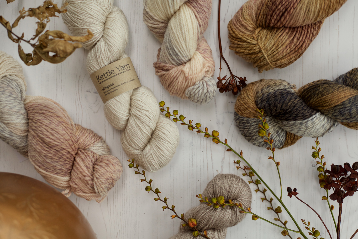 Project Focus - Gorgeous Yarns - Jordan Weeks Design & Photography
